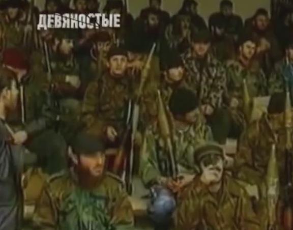 документальные фильмы онлайн про первую чеченскую
