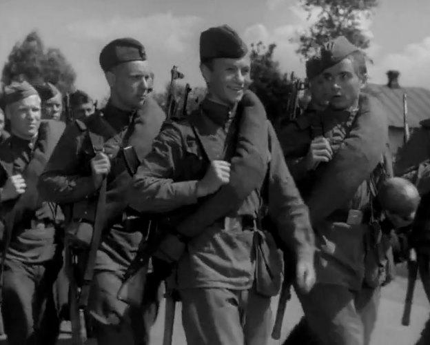 Скачать солдаты в путь mp3