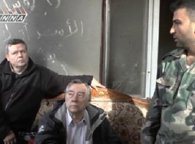 Фильмы из раздела война в сирии