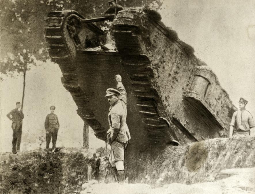 Первая Мировая Война Очень Кратко