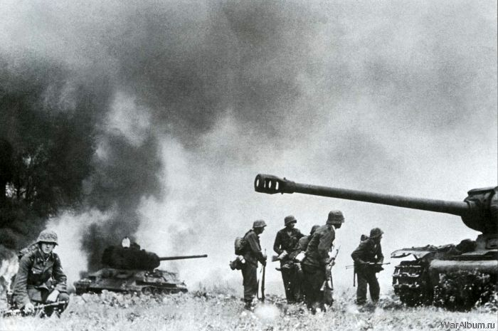Вторая мировая война военные итоги