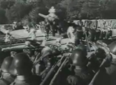 Из раздела вторая мировая война