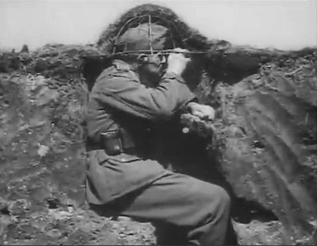 Снайперы фильм вторая мировая война