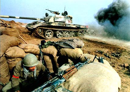 War Between Iran And Iraq Iran-iraq War 1980-88